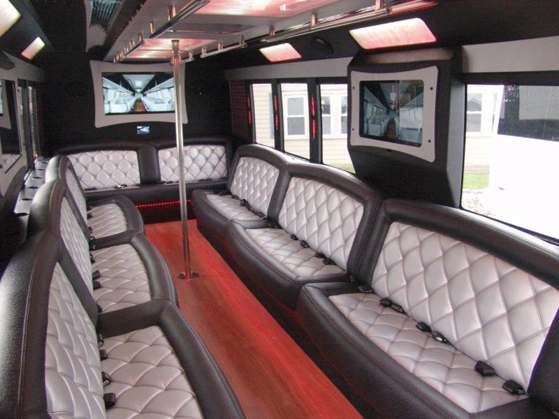Limo Bus Nassau County