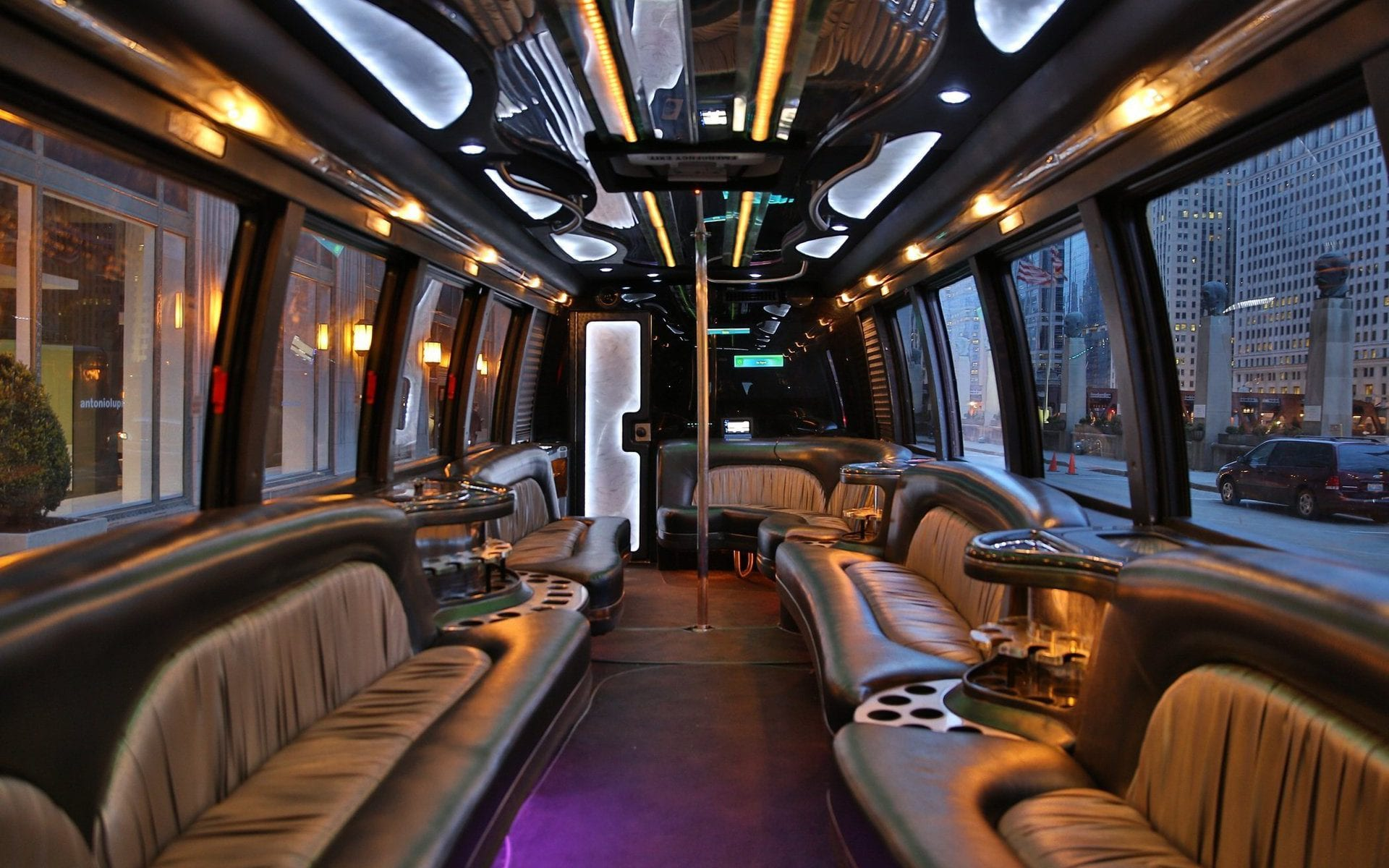 Limo Bus Long Island