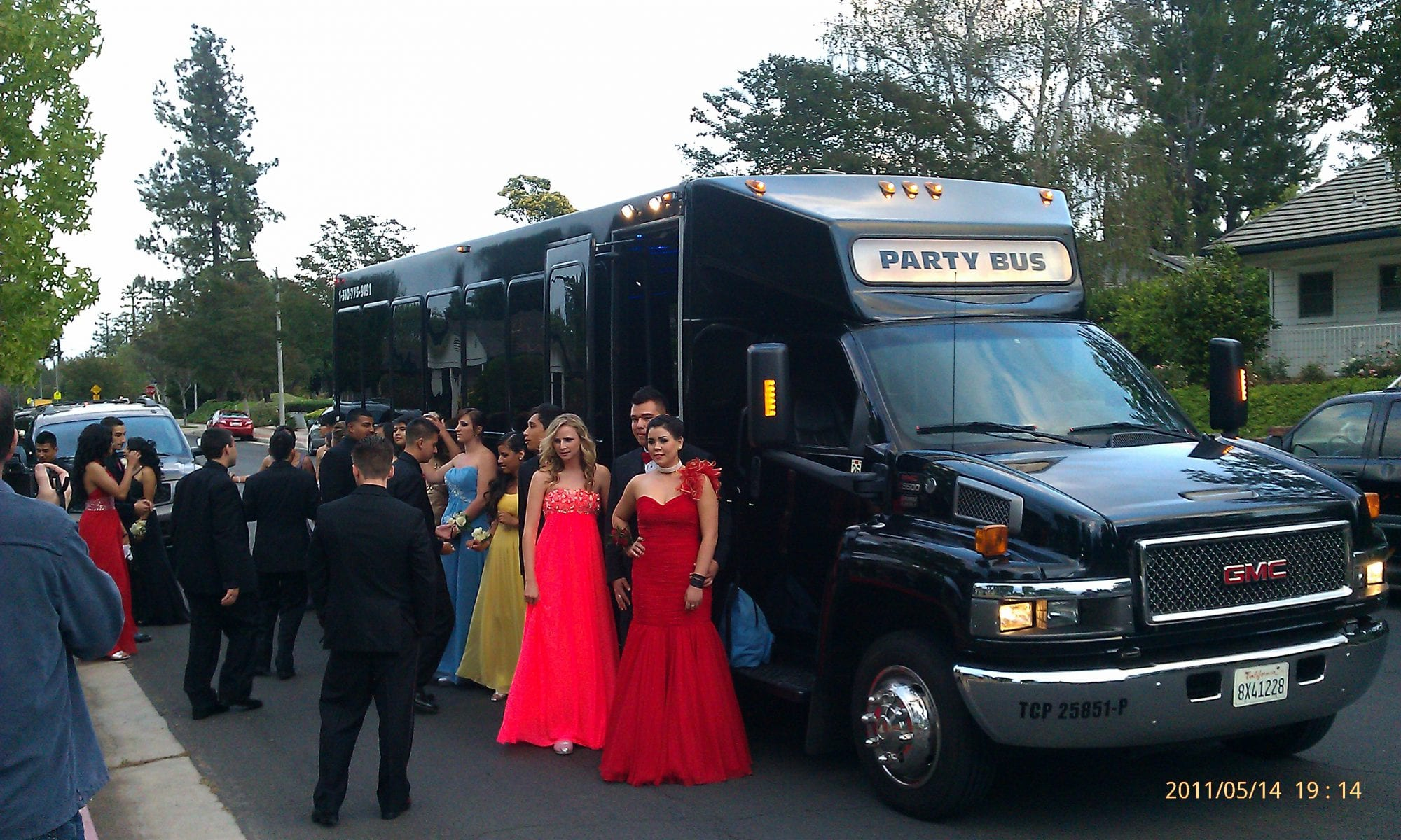 Limo Bus Suffolk County