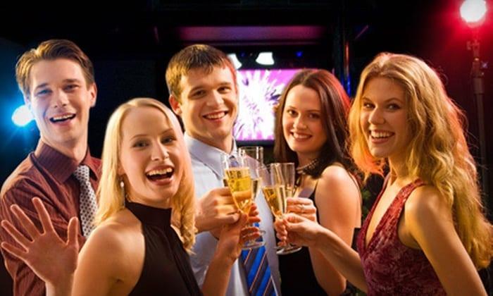 вечеринка знакомств в новый год 2017