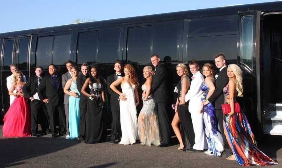 Prom Limo Bus Long Island