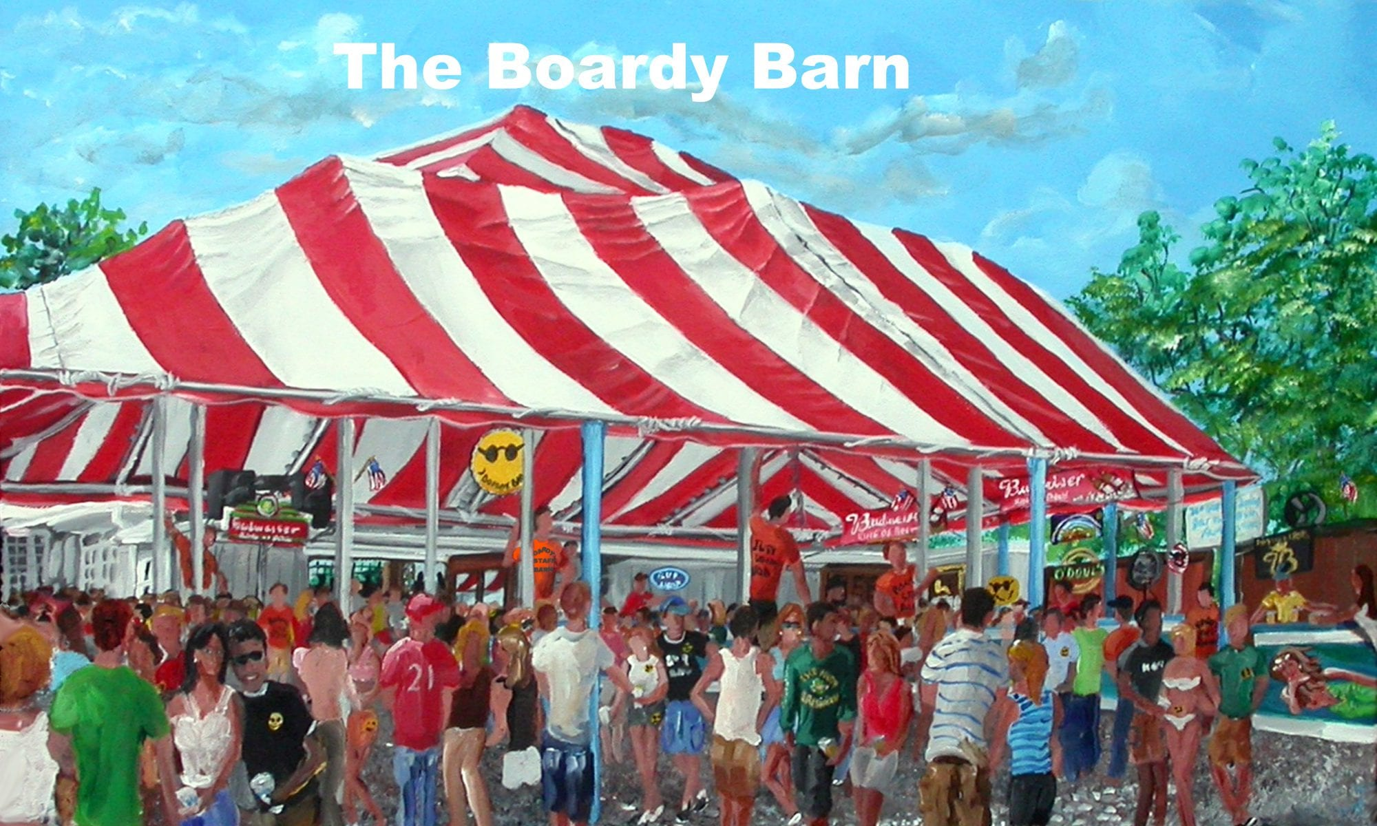 Boardy Barn Limo Bus Service