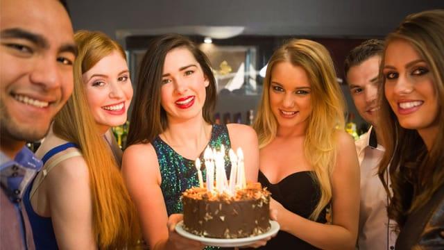 Birthday Party Bus Rentals